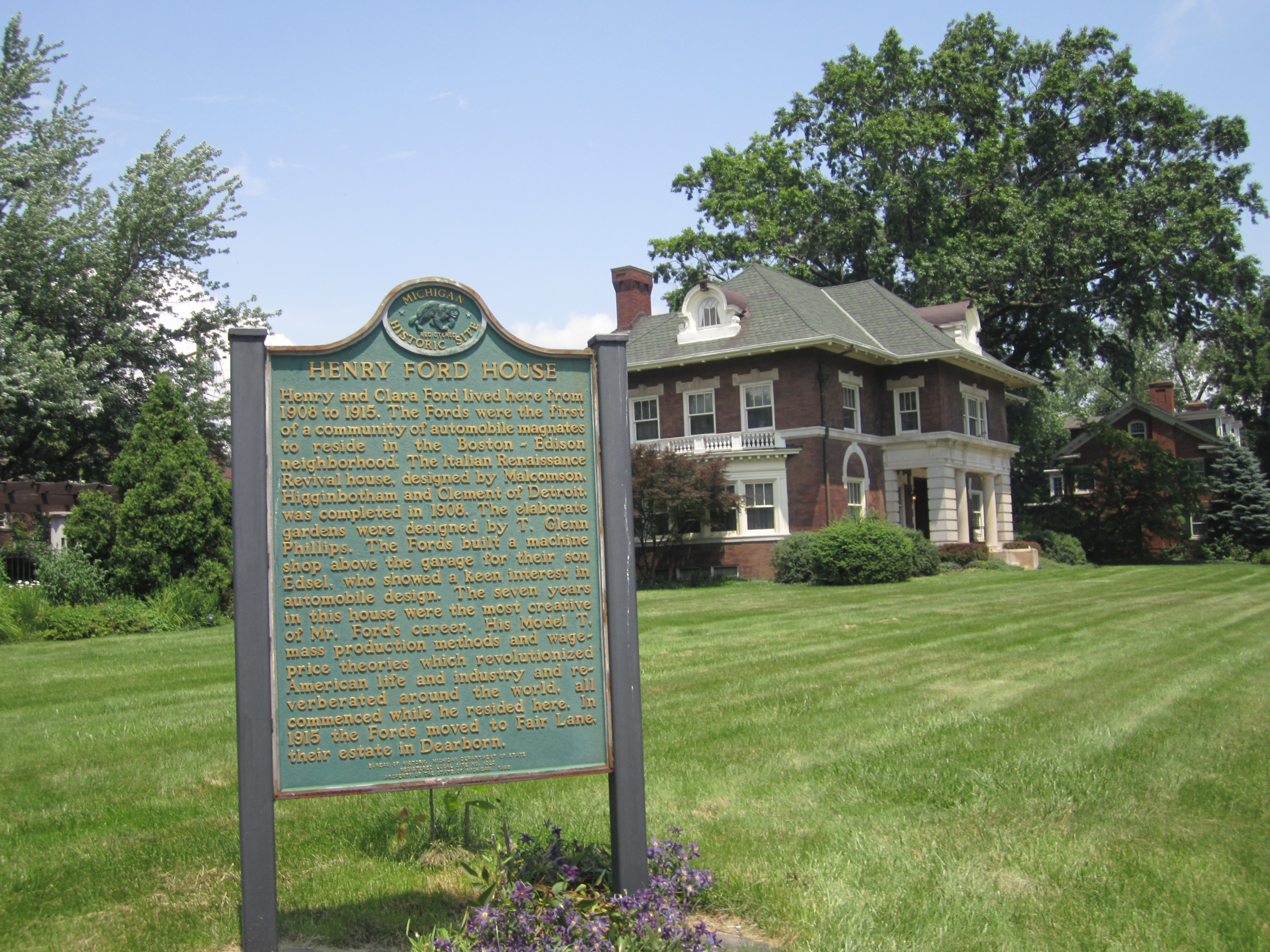 Henry Ford House