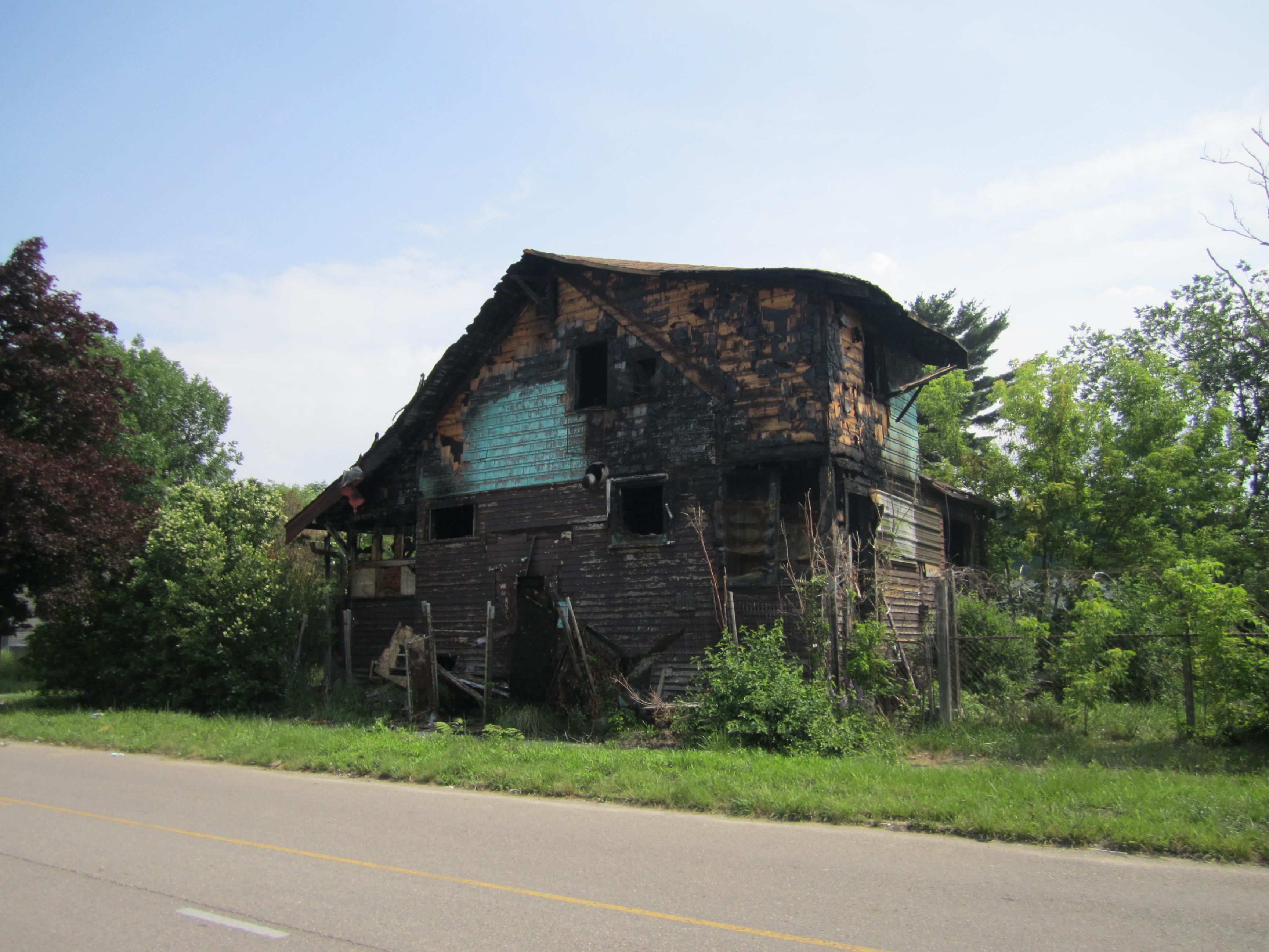house blight